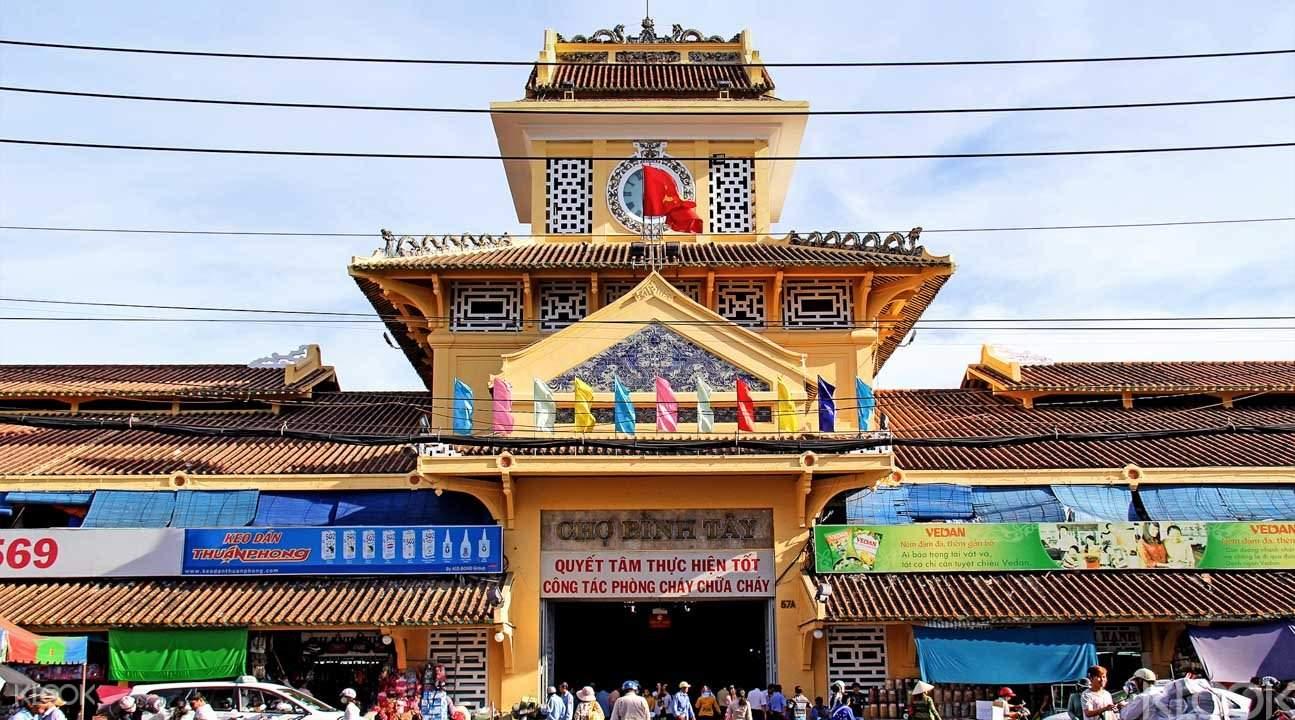 西贡中国城半日行