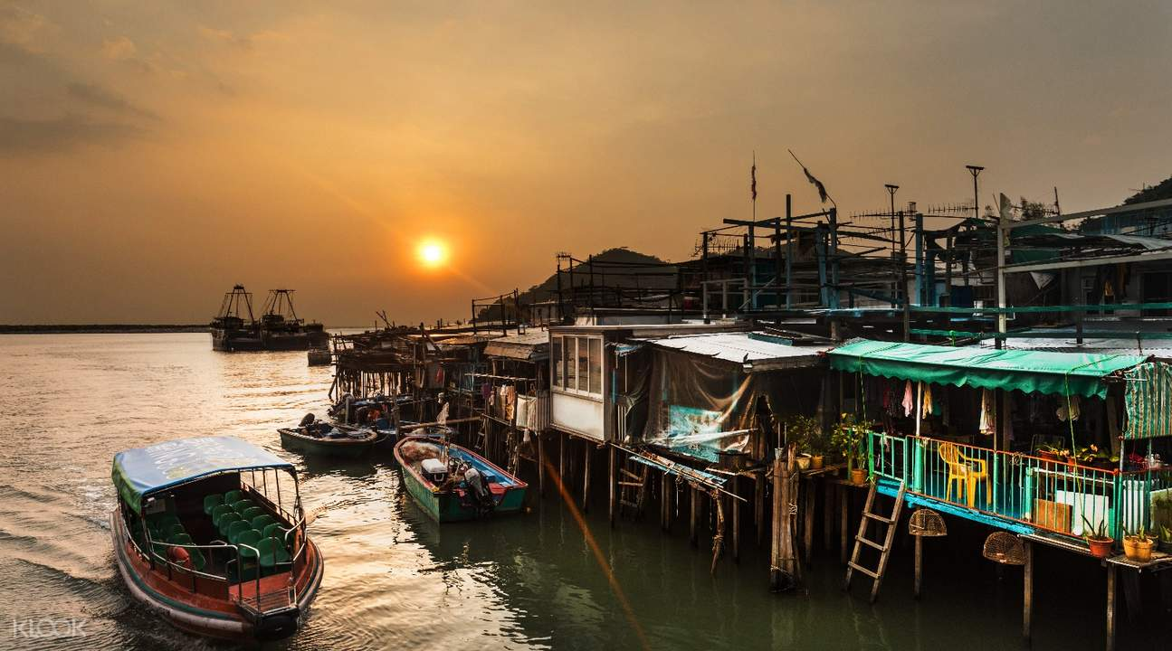 tai o fishing village tour