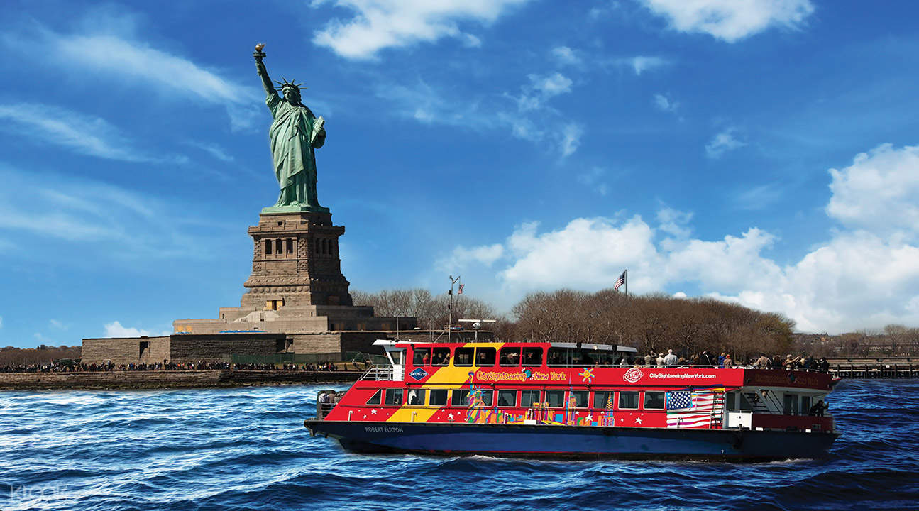 纽约City Sightseeing城市观光巴士