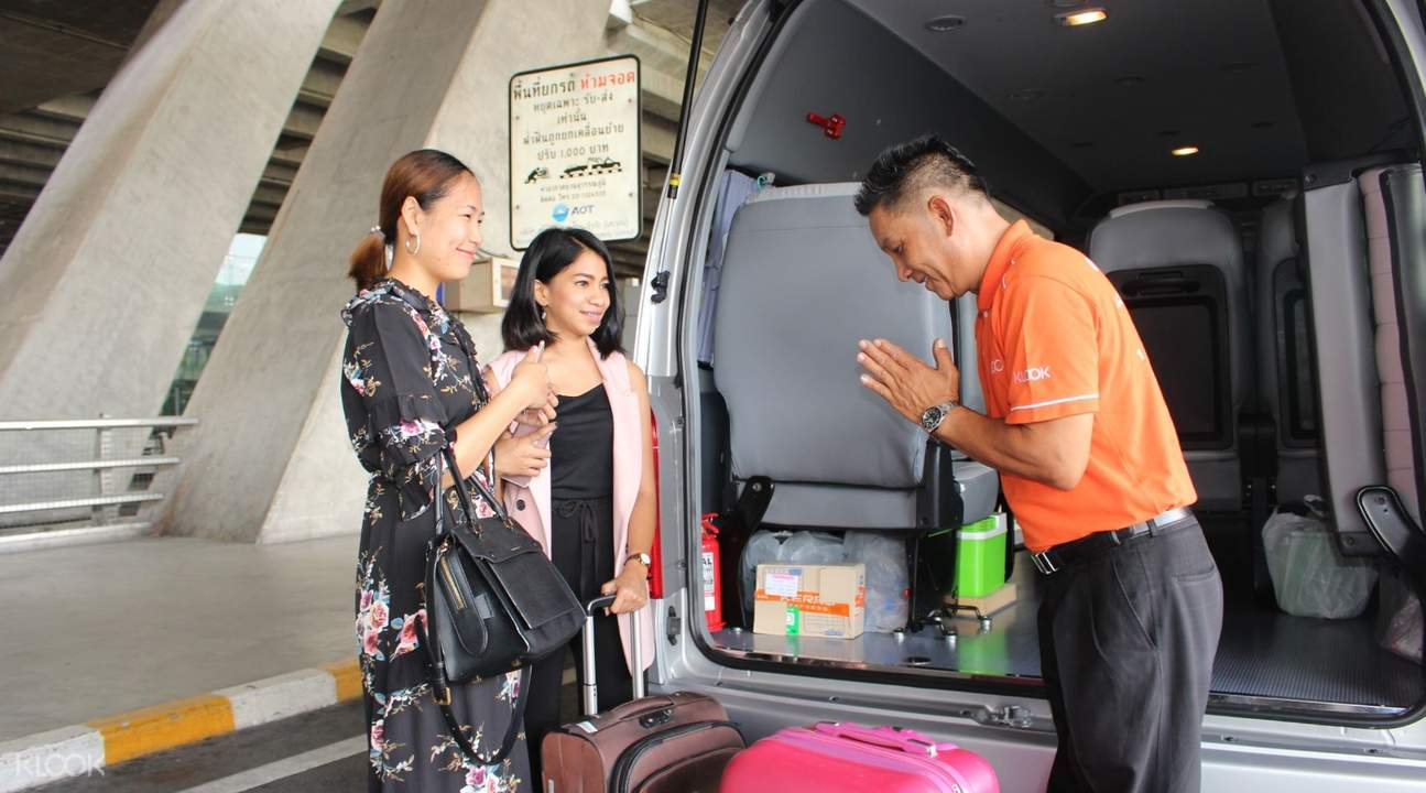普吉国际机场与普吉镇接送服务