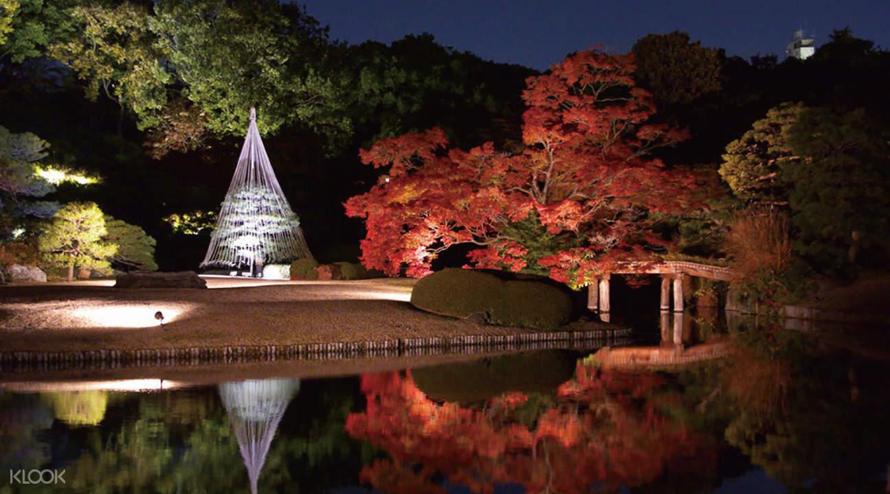 东京六义园
