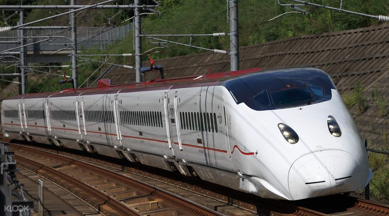 全九州铁路周游券