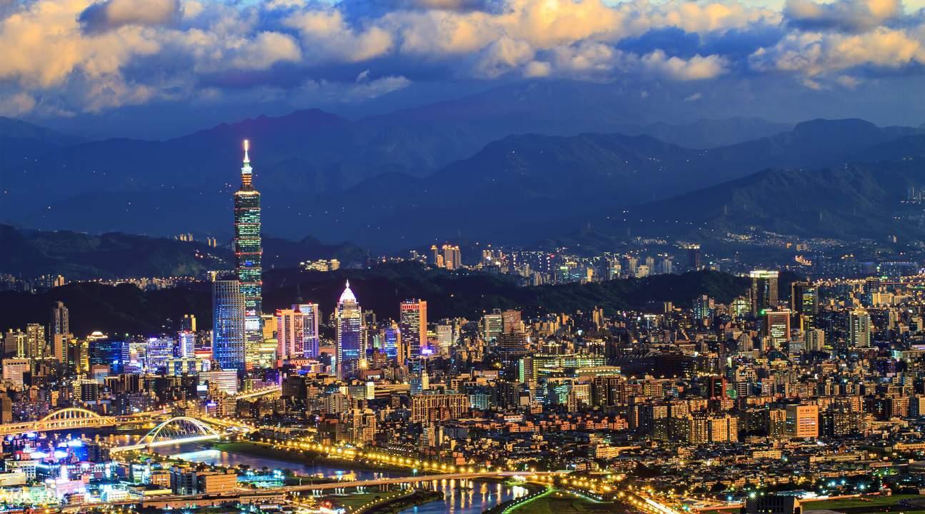 台北101观景台亲子双人套票- 外籍游客限定