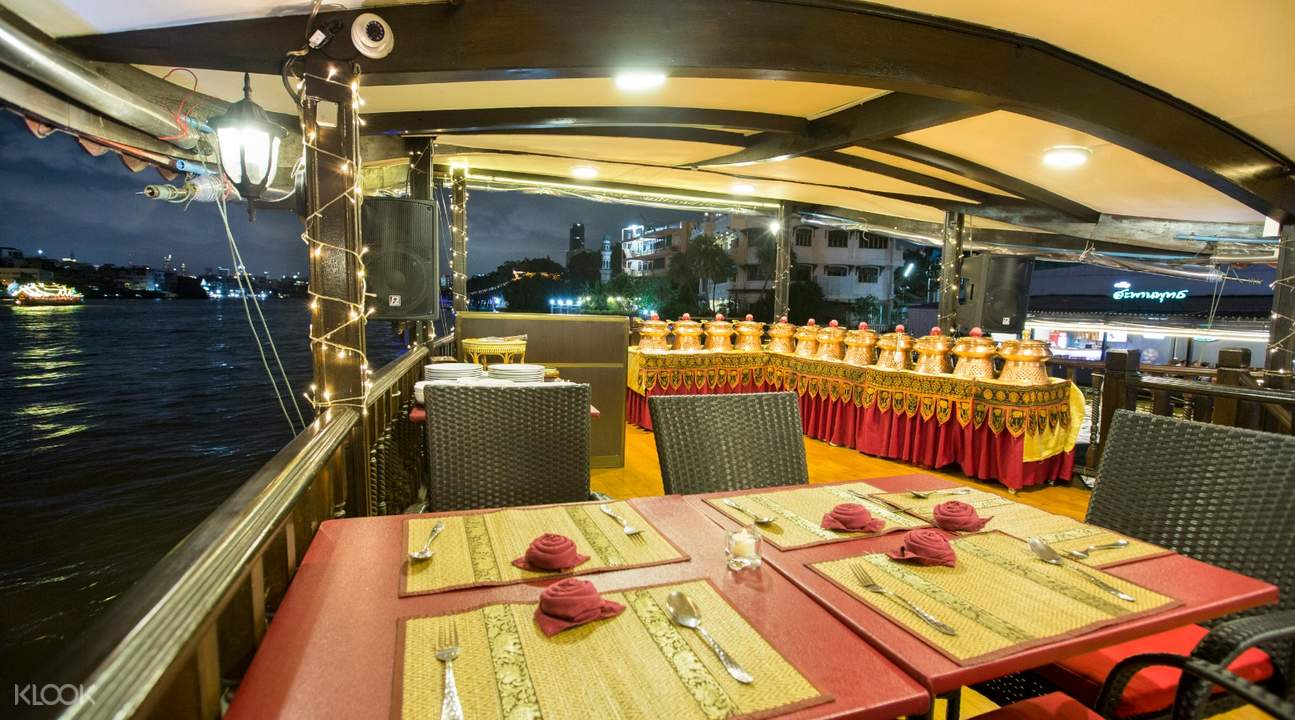 arena river cruise thailand