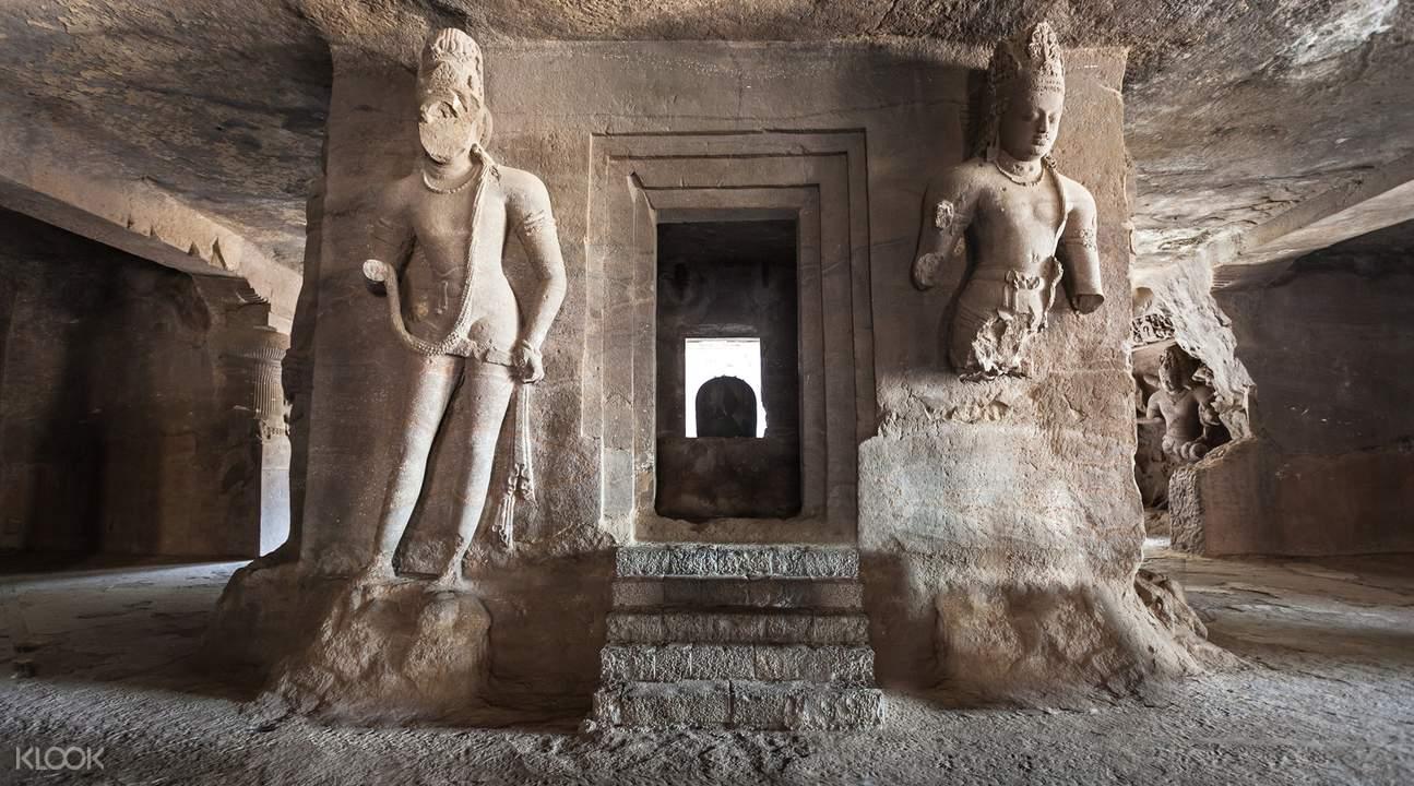 印度埃勒凡塔石窟