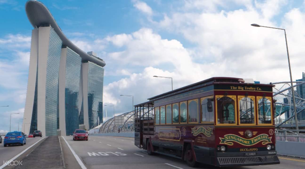 新加坡猎奇巴士游览之旅