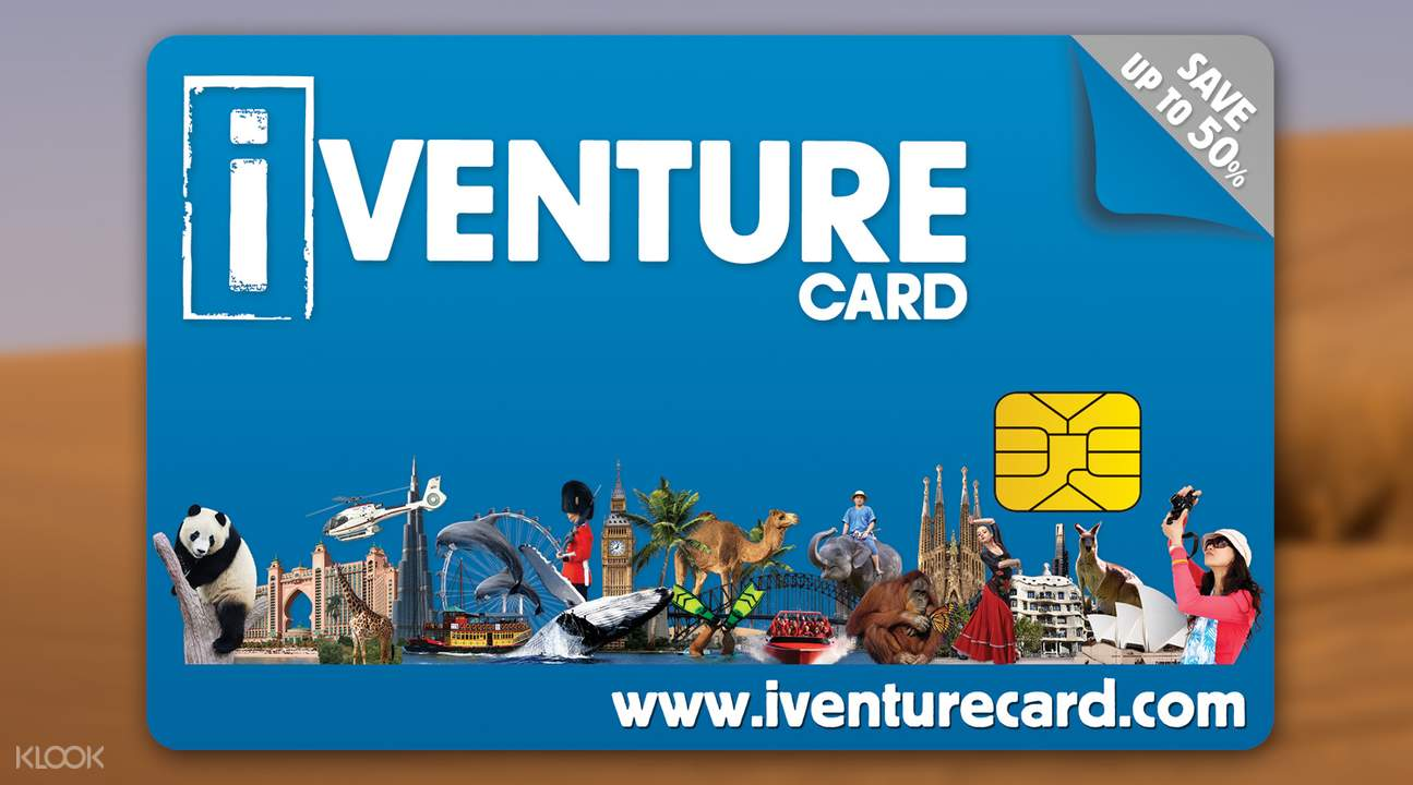 iVenture Dubai unlimited pass