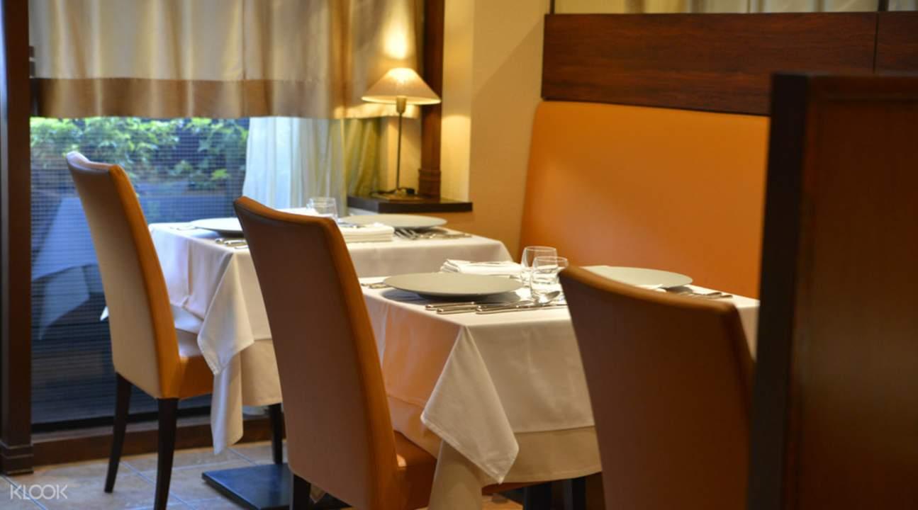 日本requinquer法式料理餐厅