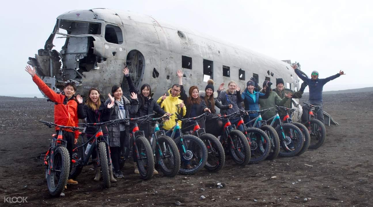 冰岛南岸一日游—DC3飞机残骸