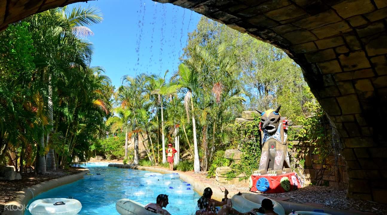 wet n wild theme park gold coast