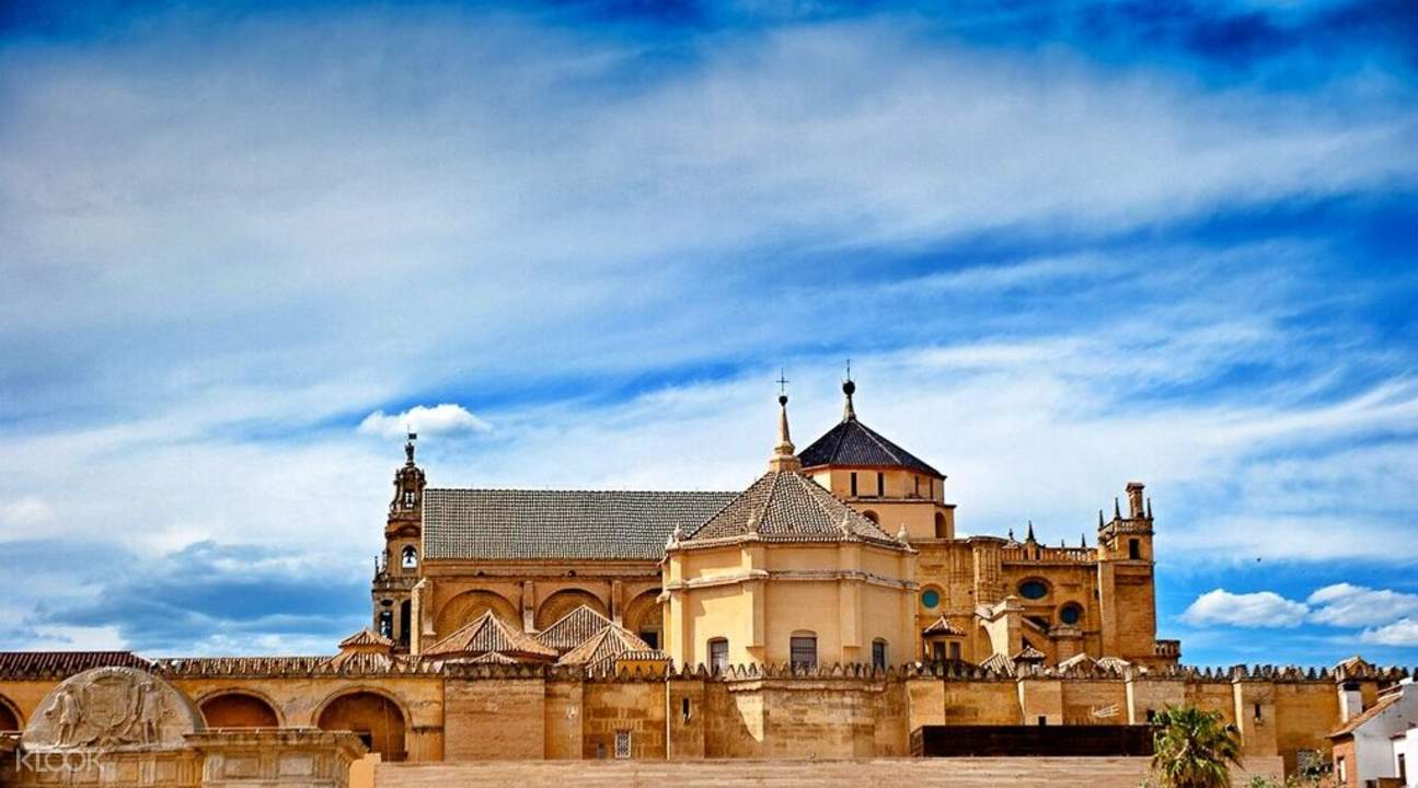 Cordoba Guided Day Tour from Seville