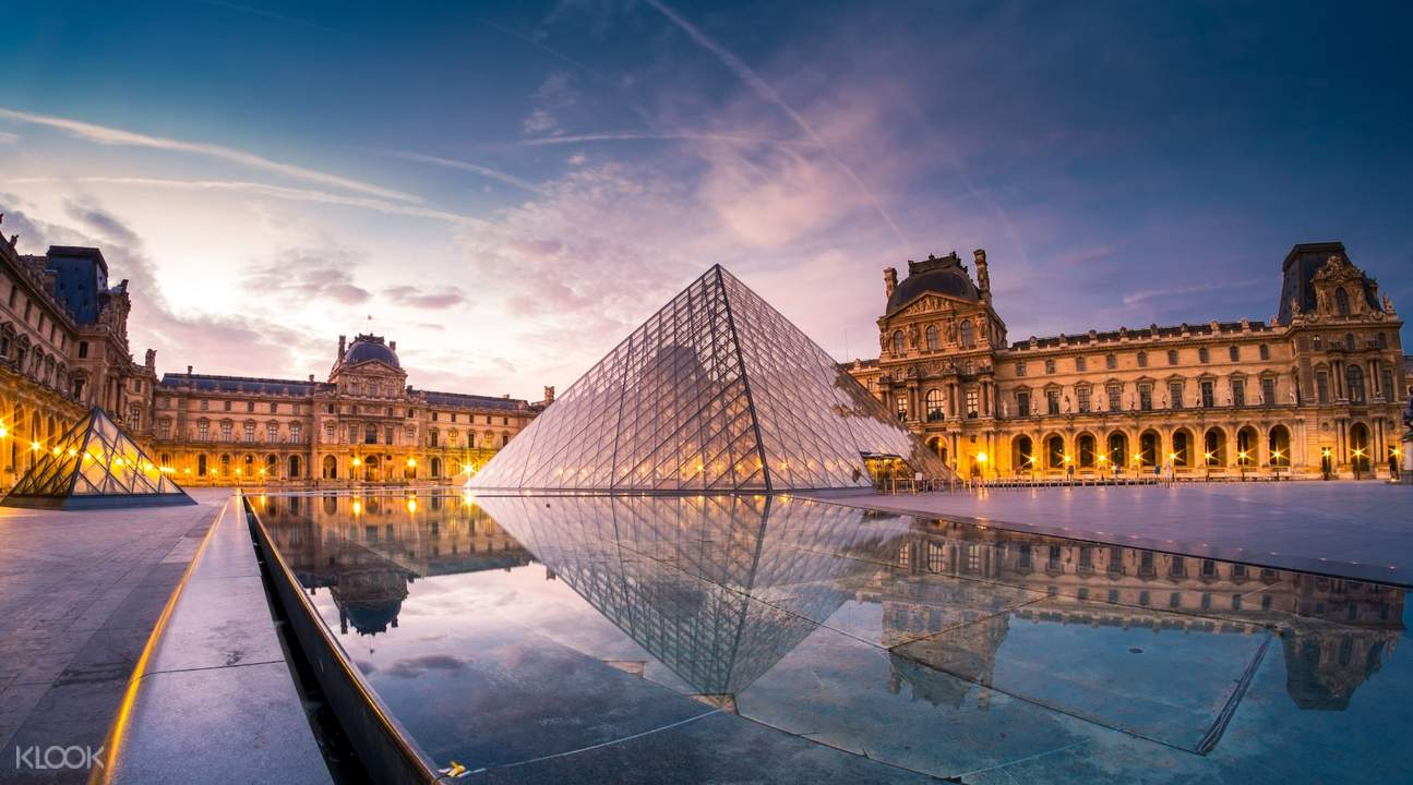 priority access entrance ticket to the louvre museum booking fees