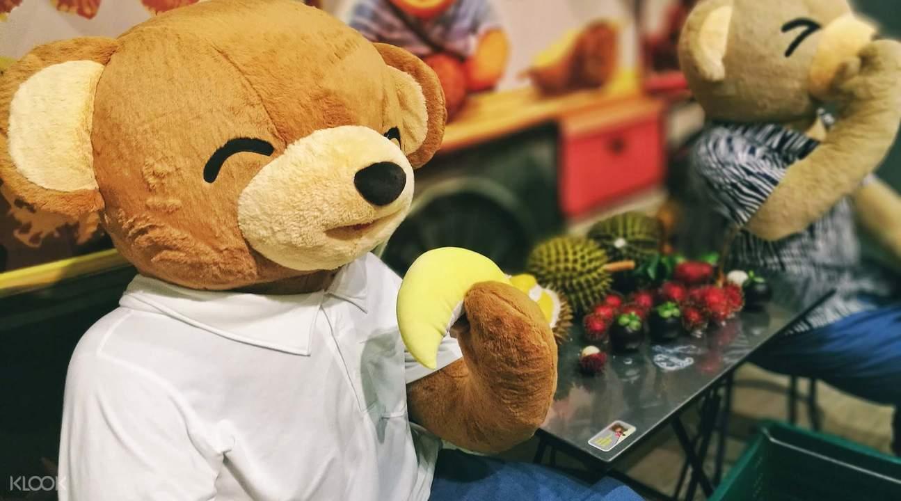 槟城泰迪熊博物馆
