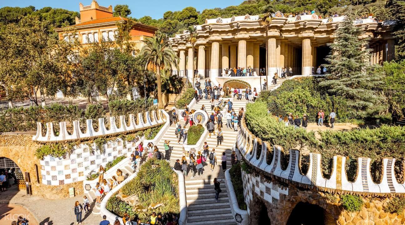 park guell admission tickets barcelona