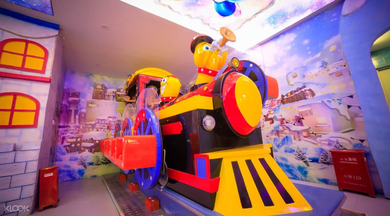 广州巴贝高儿童世界