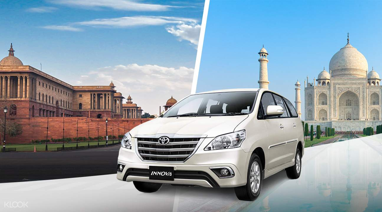 Private One Way Transfers between Delhi and Agra/Rajasthan