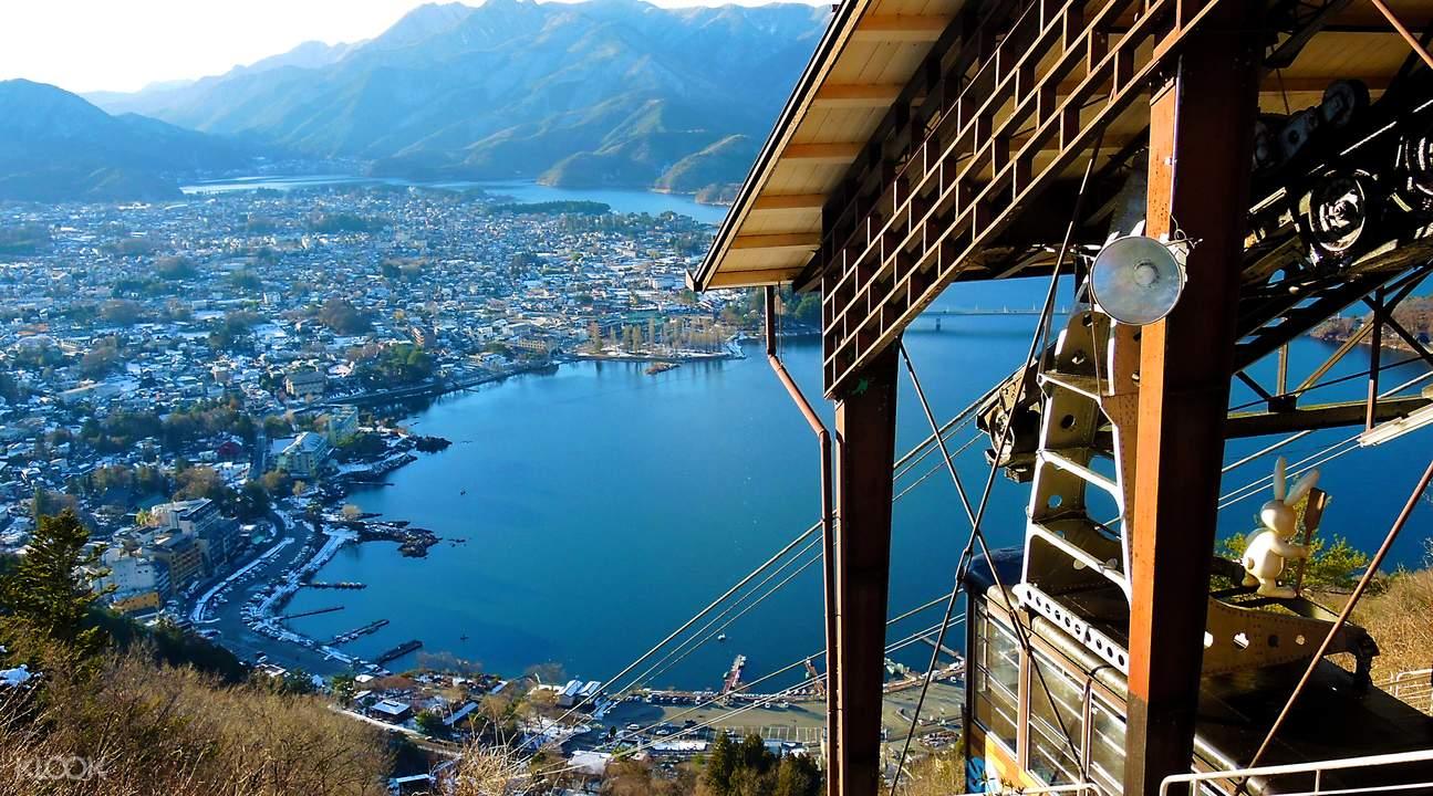 Mt. Fuji, Lake Kawaguchi and Seasonal Fruits Day Trip in
