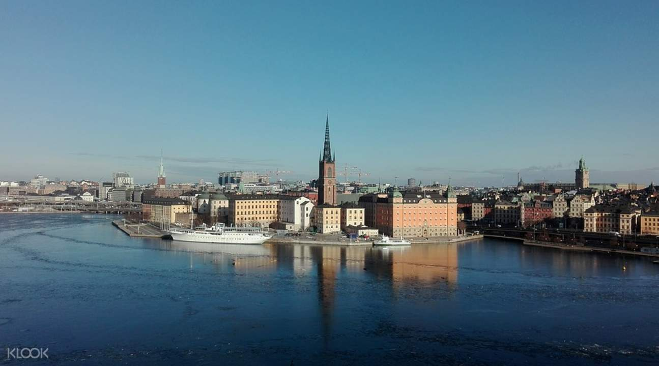Cruise tour depart from stockholm