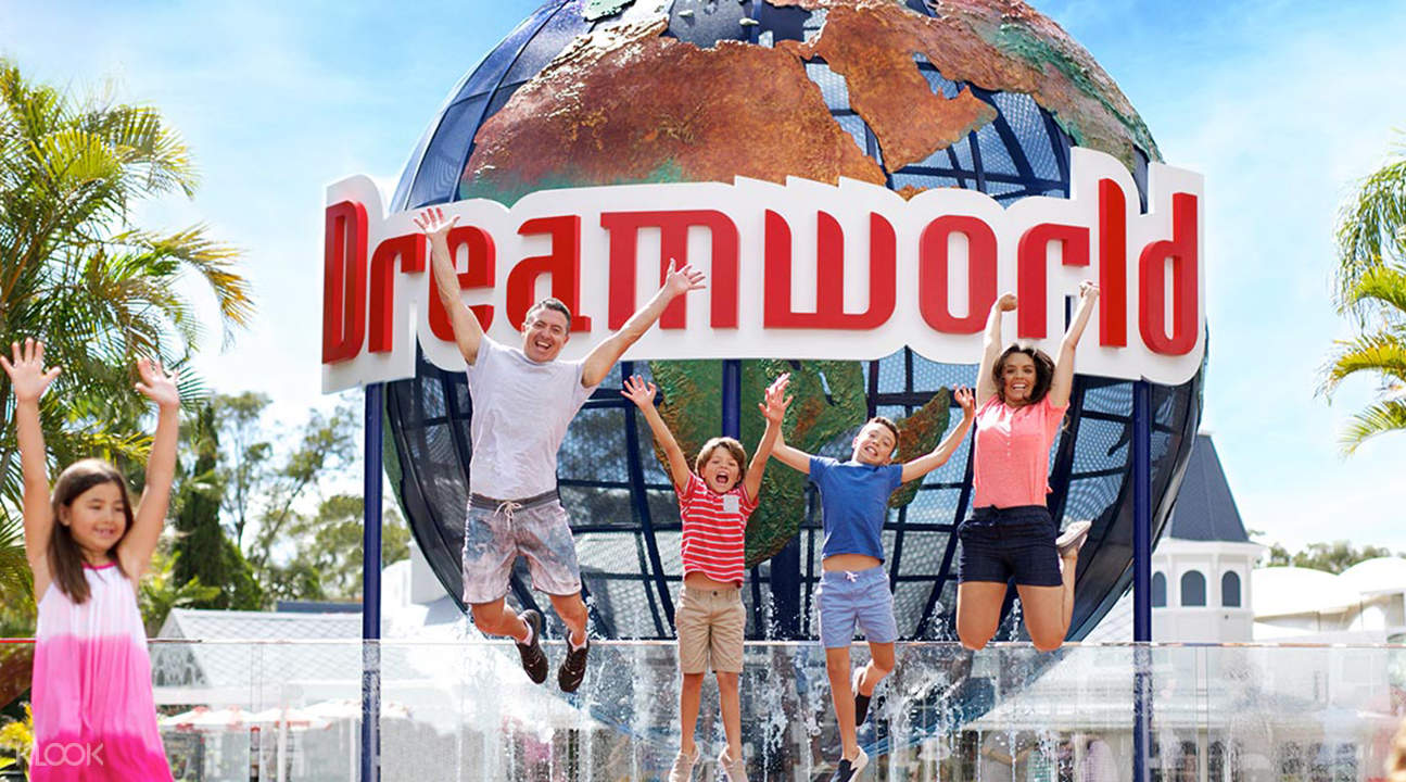 dreamworld entry tickets gold coast