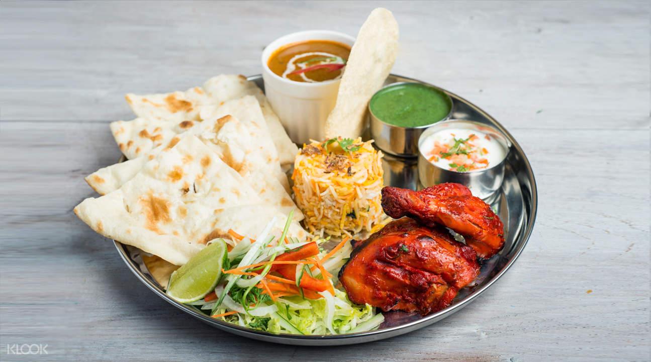 新加坡东海岸的印度餐厅 - Zaffron Kitchen