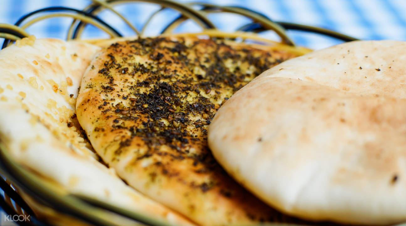 mediterranean pita bread pita bakery bugis singapore