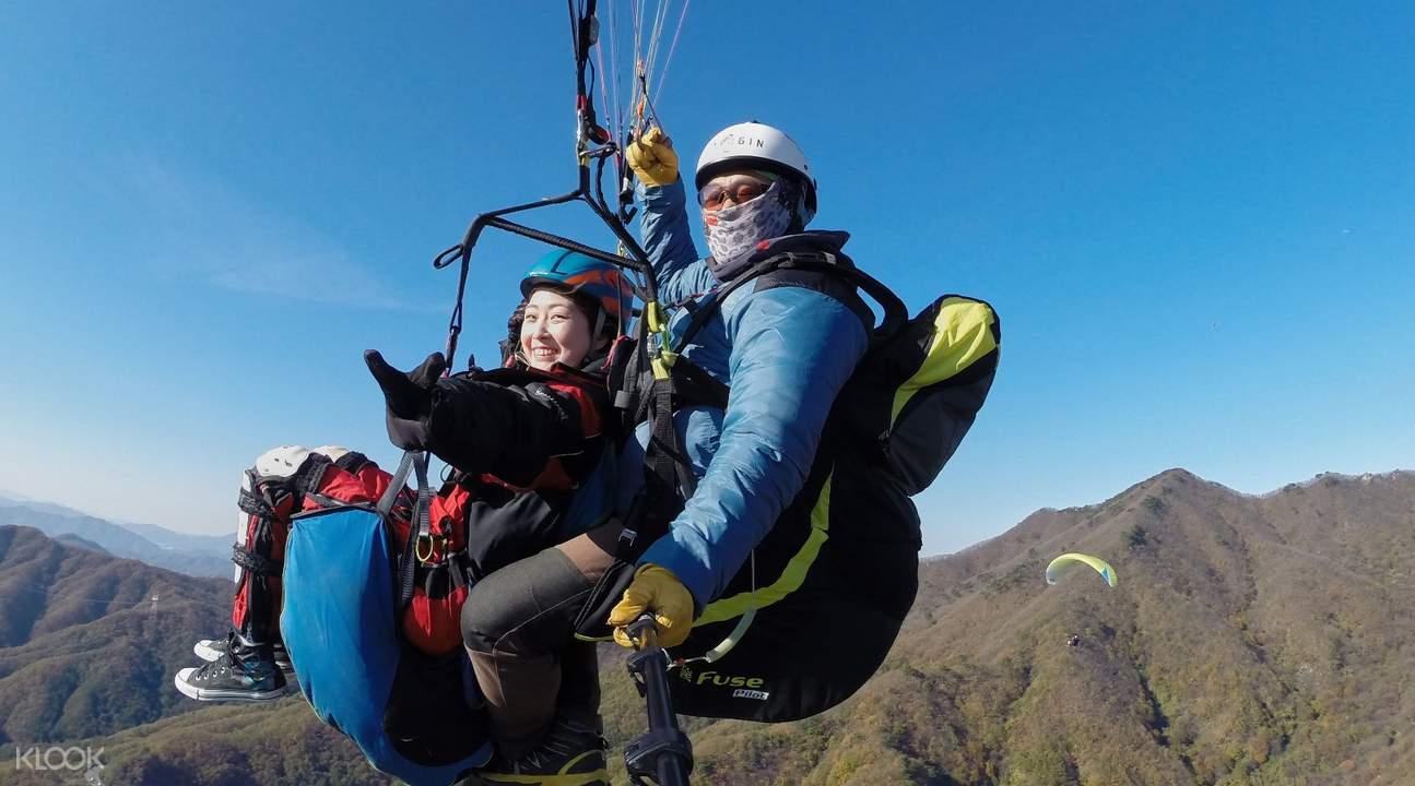 楊平Paralove滑翔傘