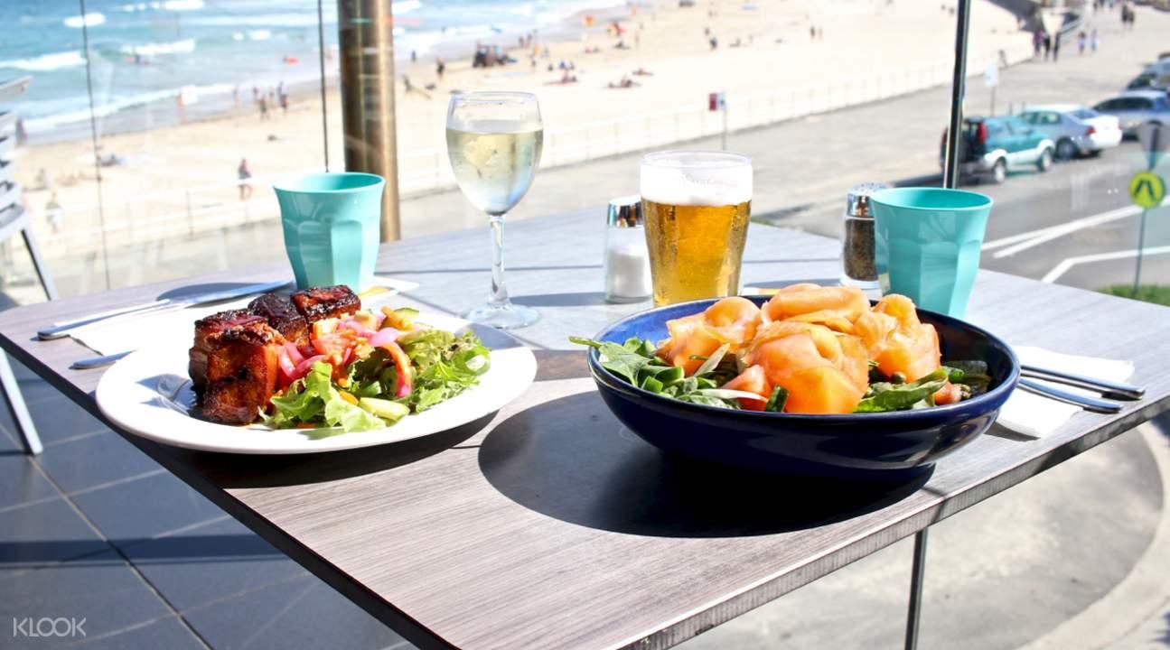 邦迪海滩午餐