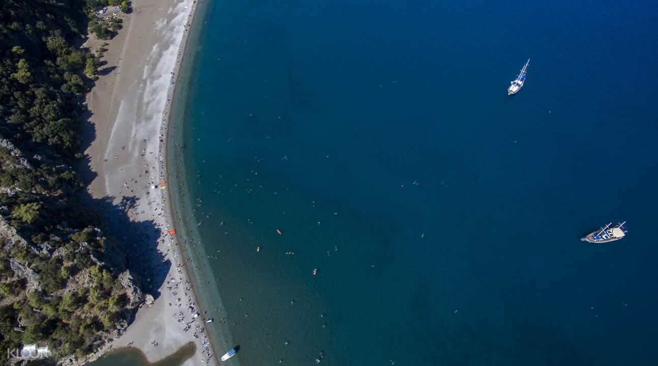 拜倫灣俯視視角