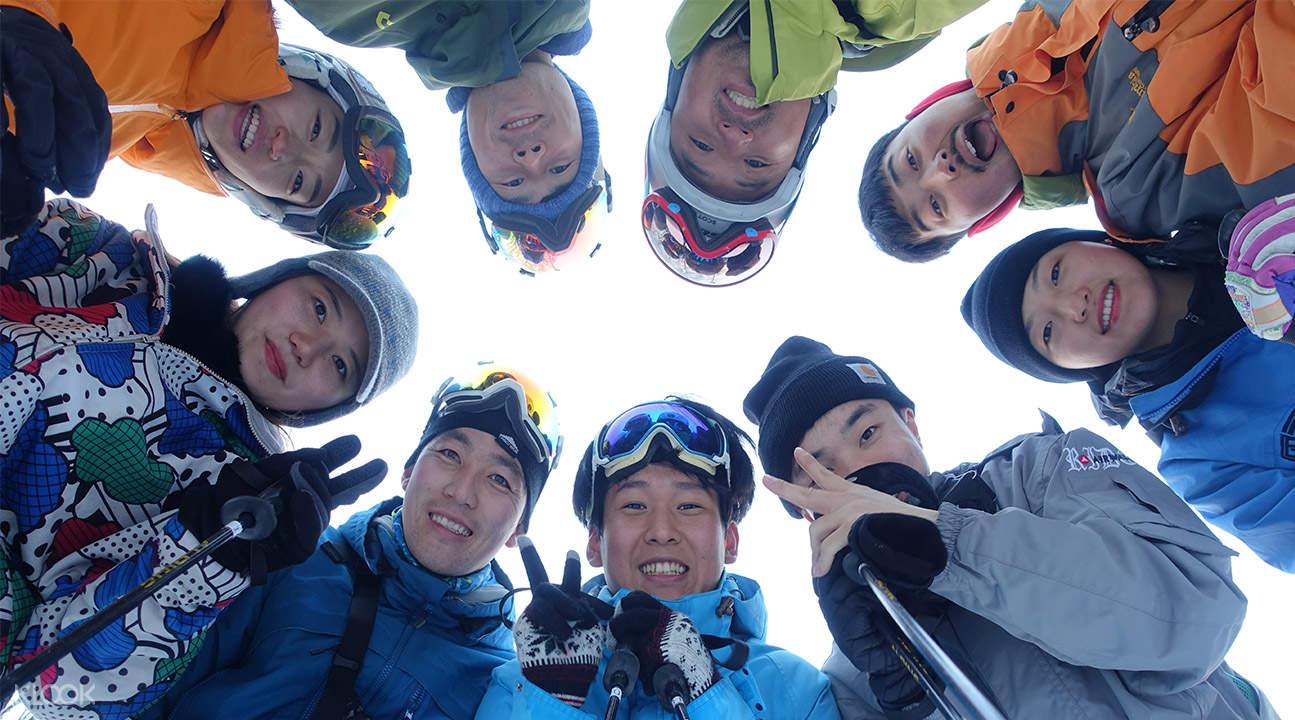 龍平度假村滑雪教學及冰釣3天2夜遊(私人团)
