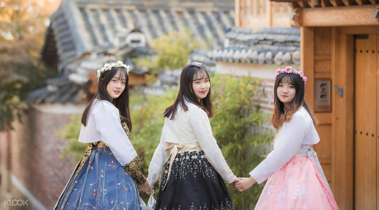 韓服體驗oneday hanbok