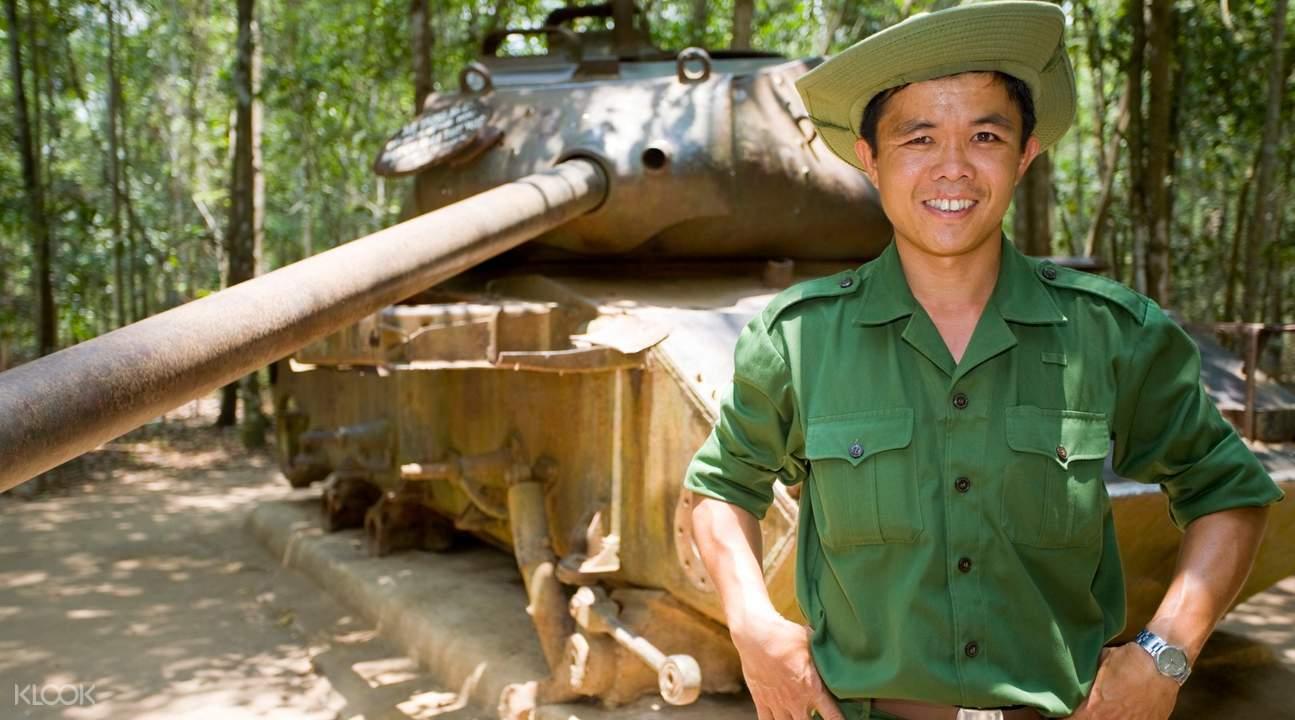 vietnam war tour