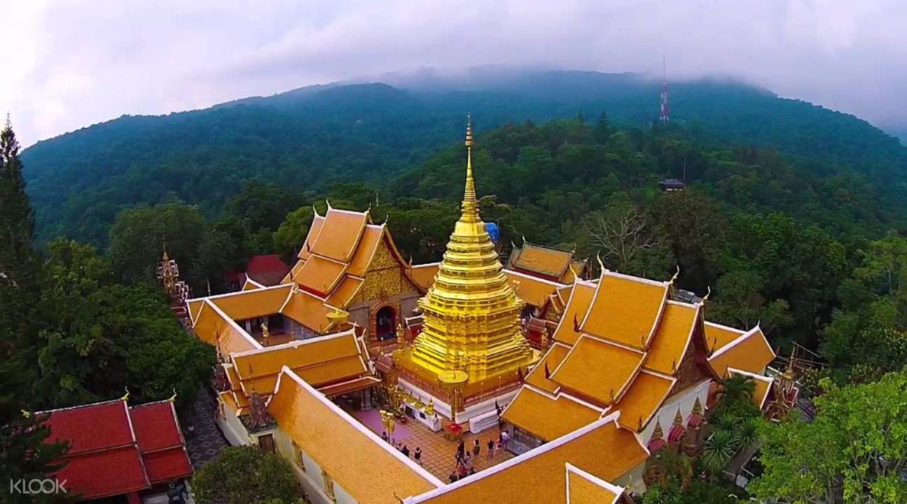 Doi Suthep-Chiang Mai City Temple Tour - Klook