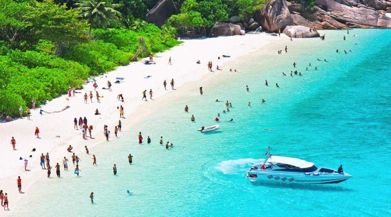泰國斯米蘭群島,斯米蘭群島快艇一日遊,斯米蘭群島