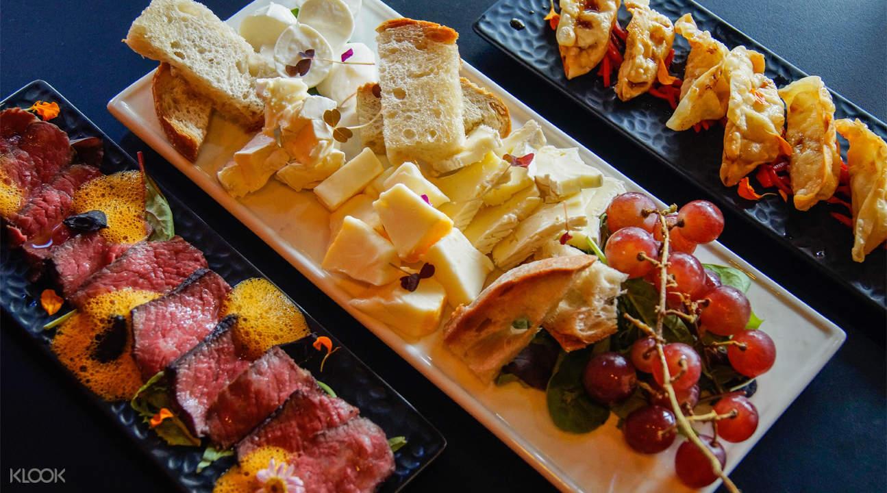 Communal Tapas Platters Ephiphyte Cuisine Bar