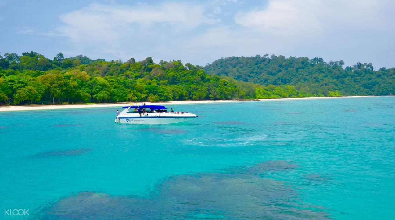 斯米蘭群島快艇一日游