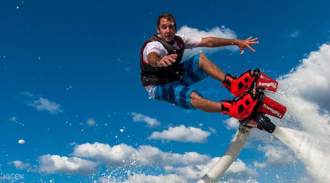 Olahraga Air Combo Jetski