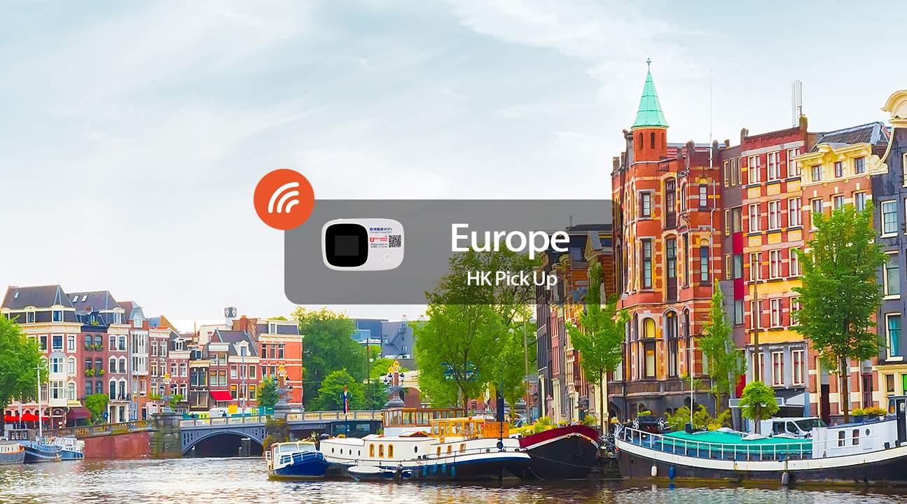 阿姆斯特丹隨身WiFi