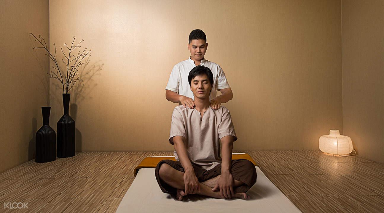 Yunomori Onsen & Spa thai massage
