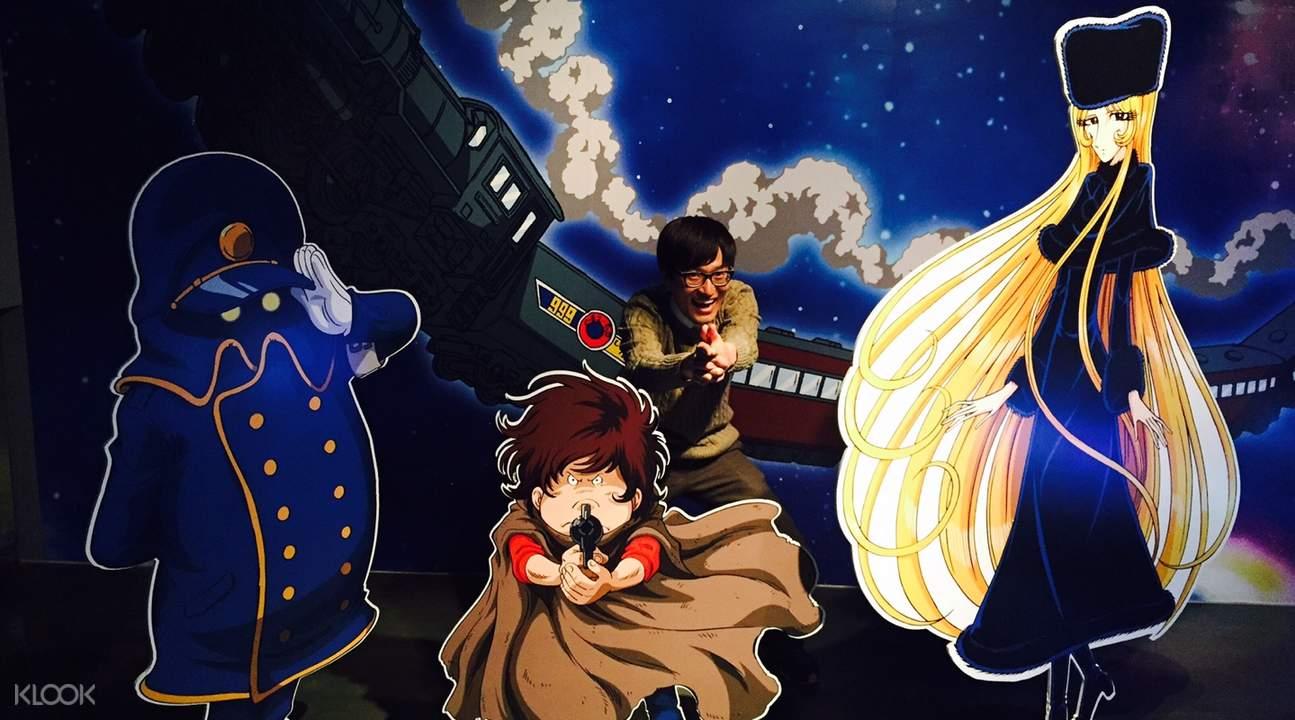 knn diorama world admission