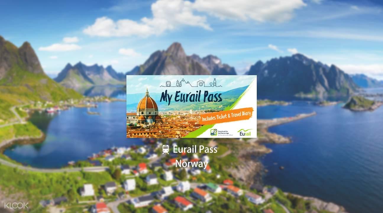 norway eurail pass
