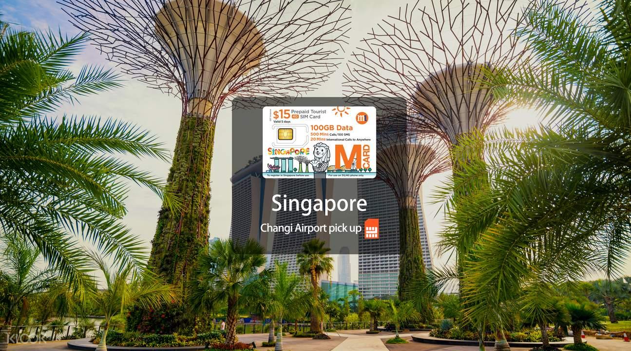 新加坡4G上網卡