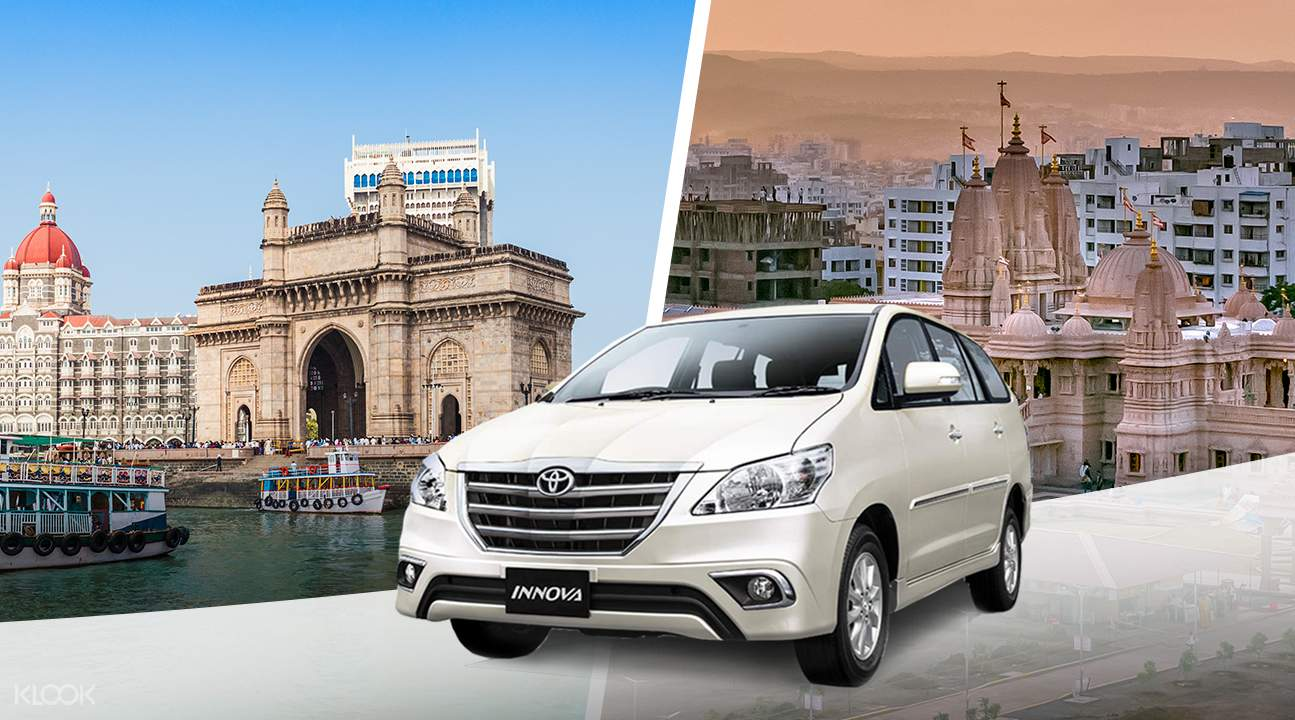 Private City Transfers between Mumbai and Pune, Lonavala, Shirdi & More India