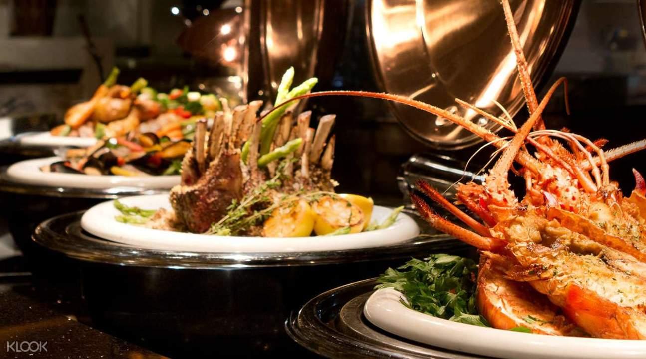 澳门金沙城奥旋餐厅自助餐