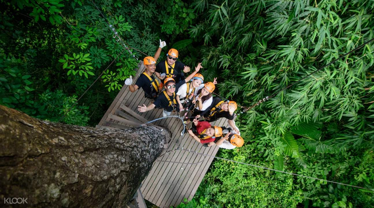 skyline adventure activities phuket