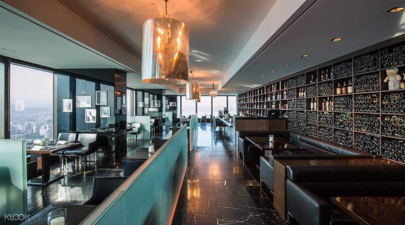 首尔63大厦 漫步云端餐厅 优惠套餐