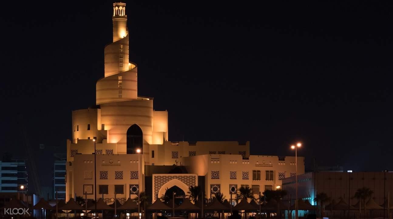 islamic heritage trip in doha, doha museum of islamic art, doha fanar islamic center
