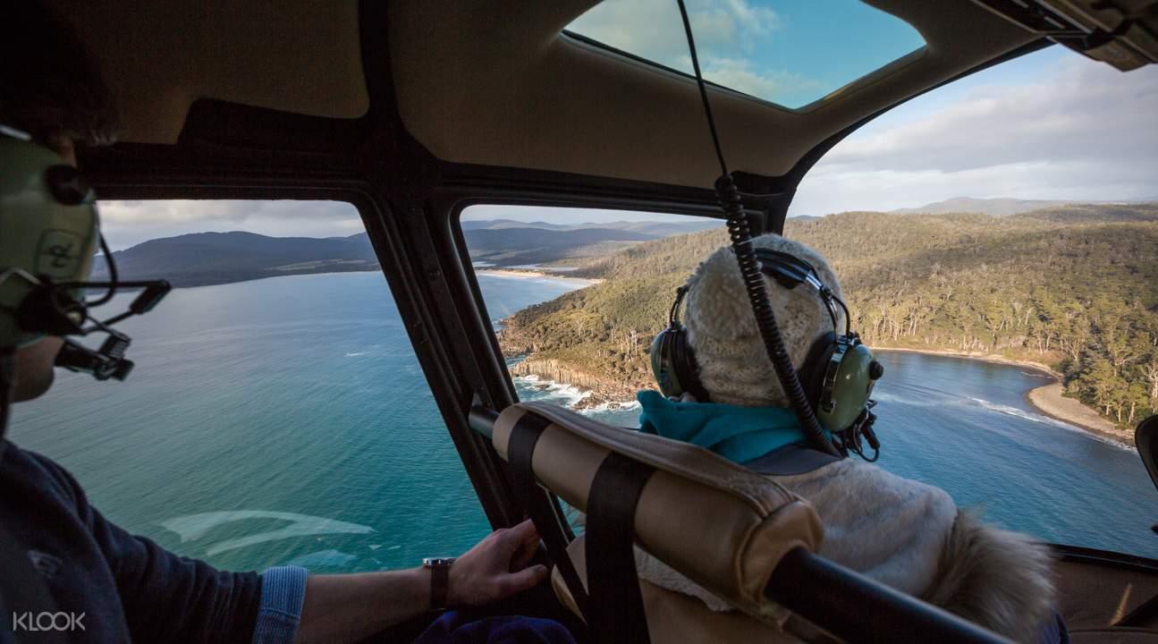 Tasmania Southwest boat tour