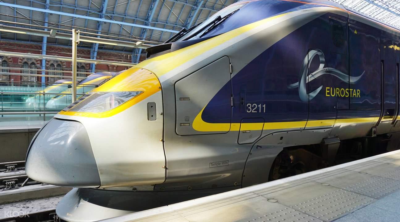 欧洲之星高速列车