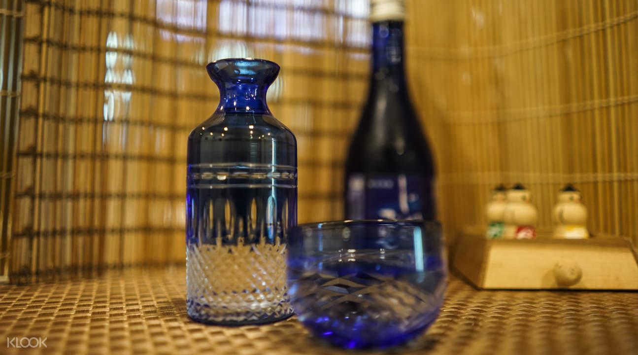 sake healthy soba iki raffles place singapore