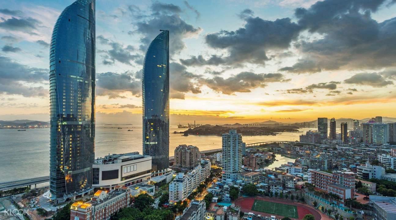 Shimao Straits Towers